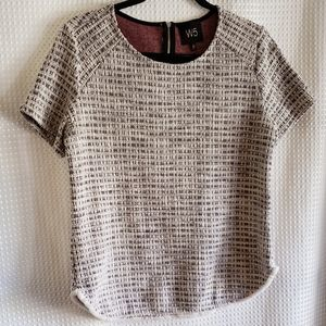 Final SALE❣ Donating Anthropologie W5 top size S